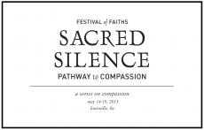 2013 Sacred Silence