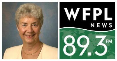 Monica Weis WFPL