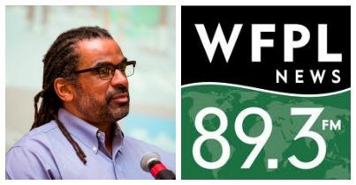Julian Agyeman on WFPL